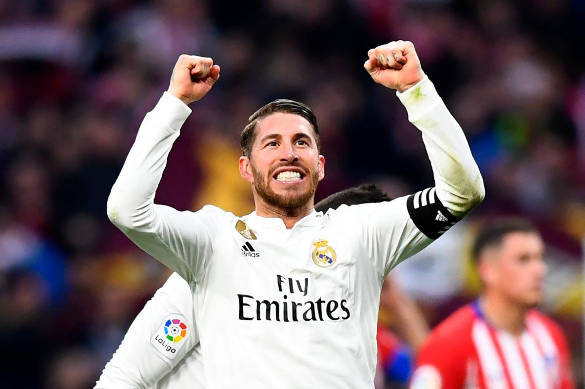 """Solari: """"El Madrid de estos años tiene el sello del carácter de Sergio Ramos"""""""