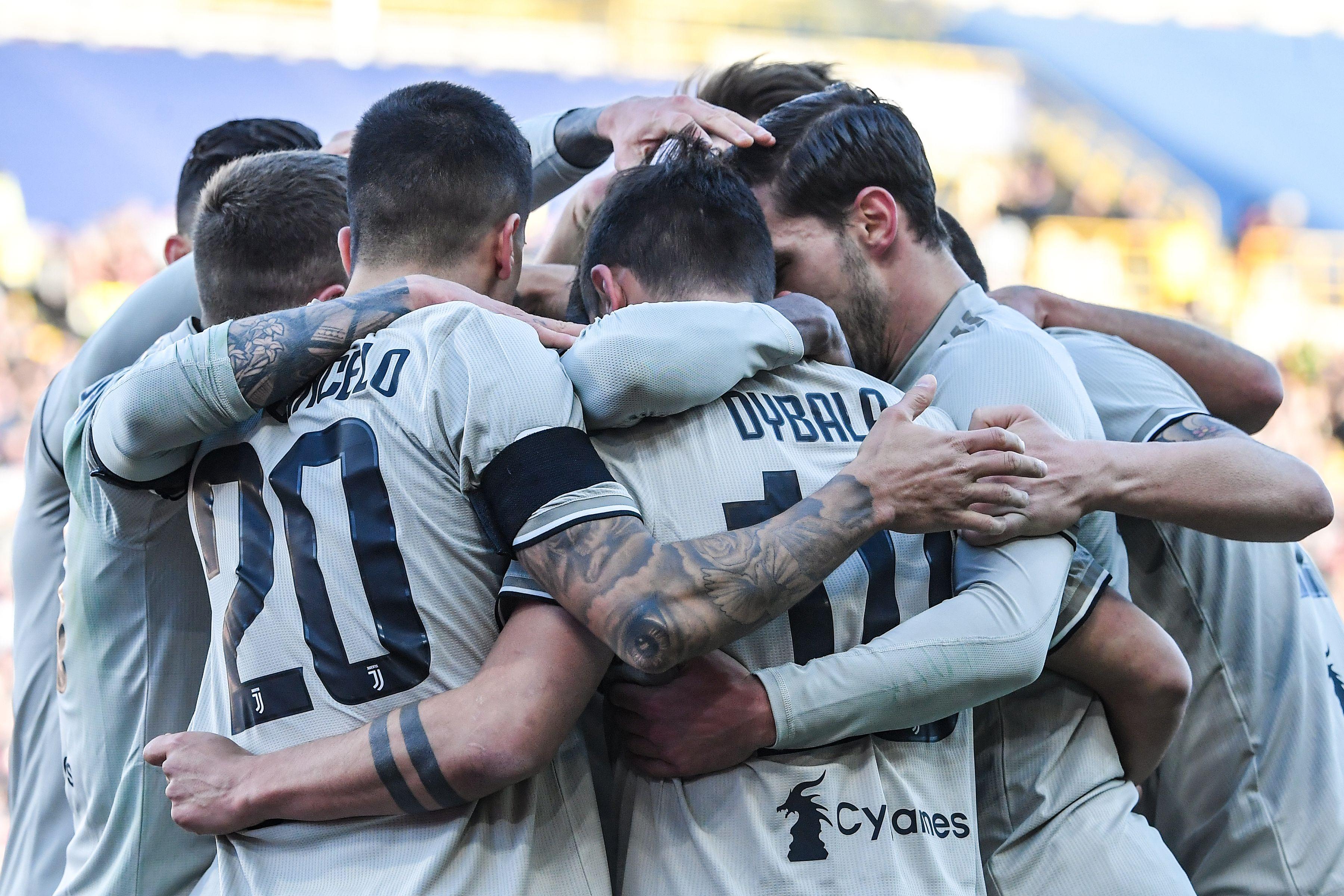 La Juventus espera seguir con buen paso en la Serie A. (Foto Prensa Libre: AFP)