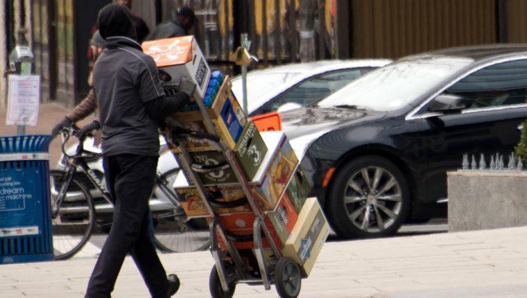 La tasa de desempleo total en Estados Unidos se incrementó en abril como efecto del covid-19, informó Sergio Recinos presidente del Banguat en un foro con Fundesa. (Foto Prensa Libre: Hemeroteca)