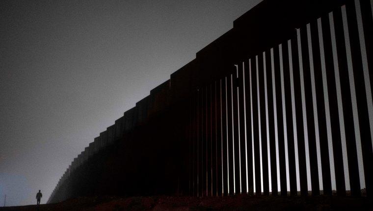 El congreso le ha negado los fondos a Trump para su muro fronterizo con México. (Foto Prensa Libre: AFP)