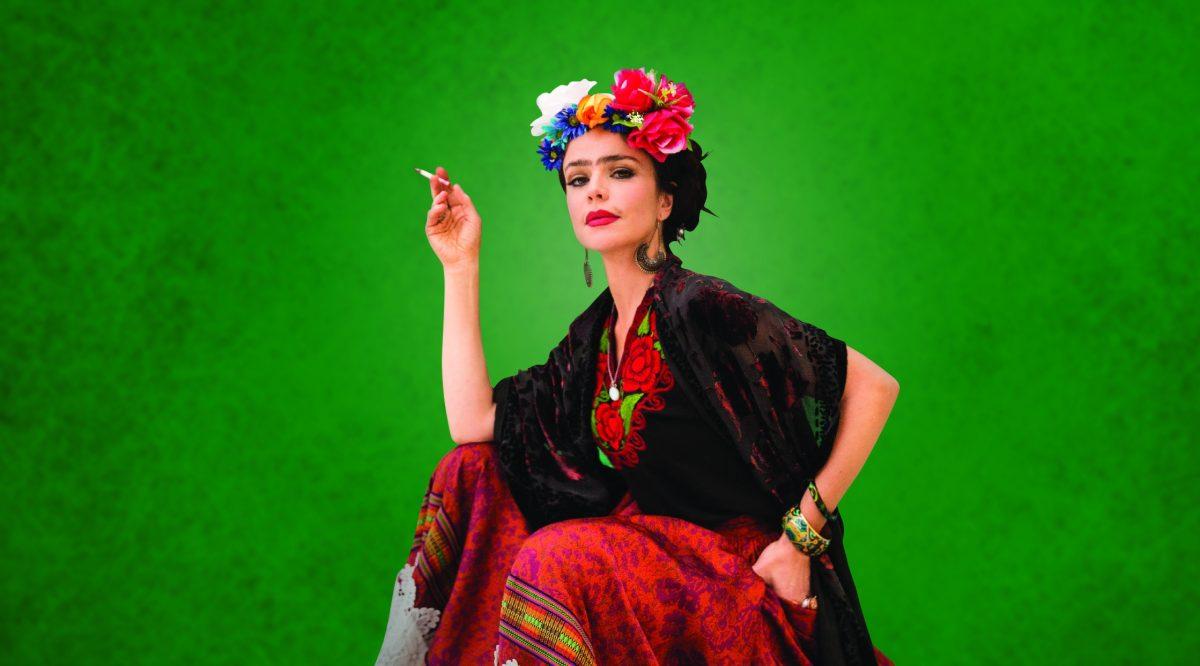 Presentación de la obra Frida Libre