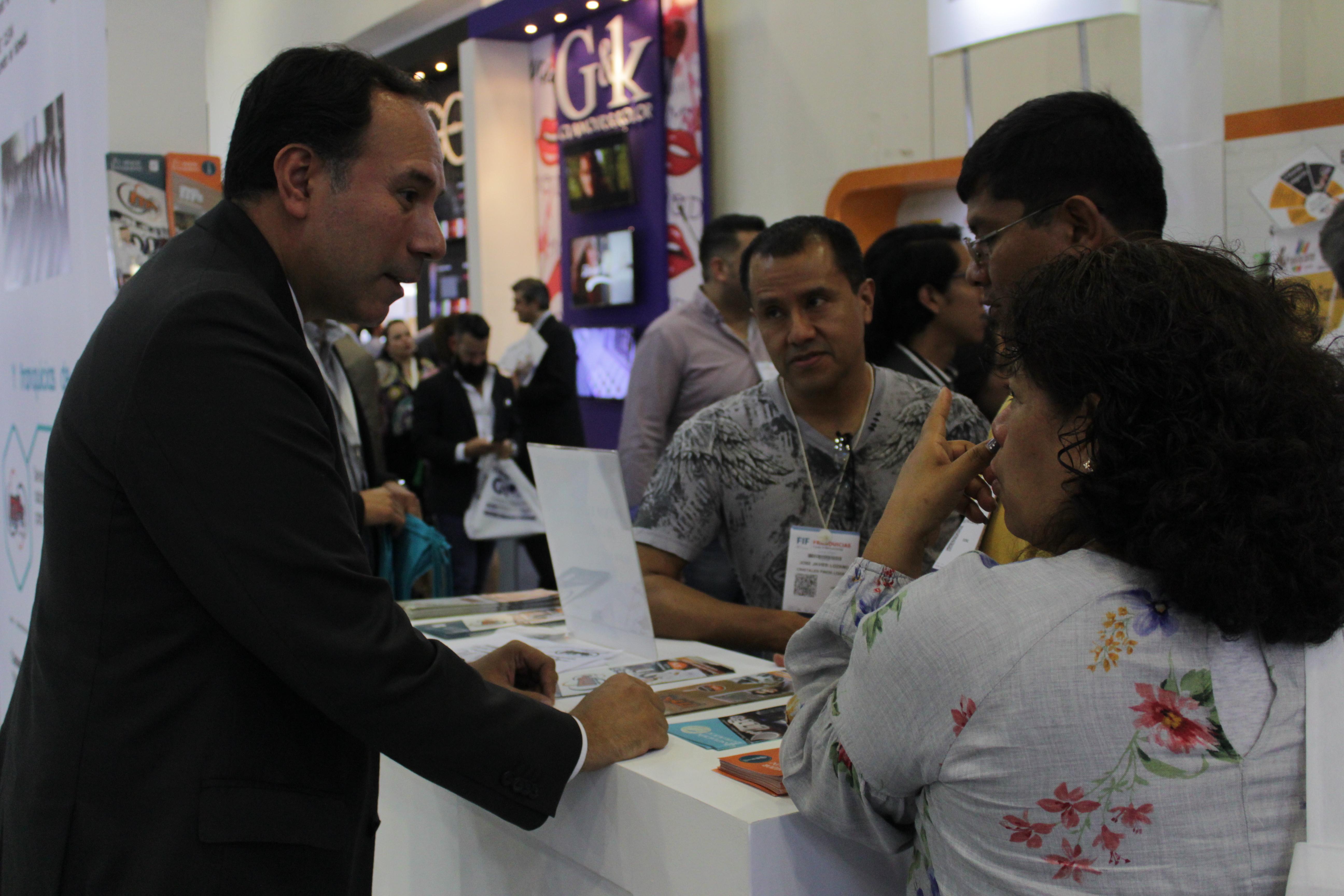 La Feria Internacional de Franquicias 2019 convocará a nuevos nichos de emprendedores como pensionados, mileniales, entre otros. (Foto Prensa Libre: Cortesía)