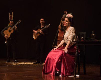 """La obra """"Frida Libre"""" se presentara en Guatemala durante los últimos días de marzo. (Foto Prensa Libre: Cortesía)"""