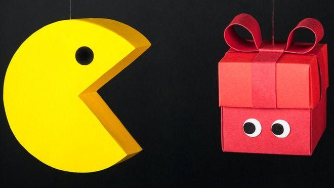 Puedes jugar Pac-Man en Google. (GETTY)