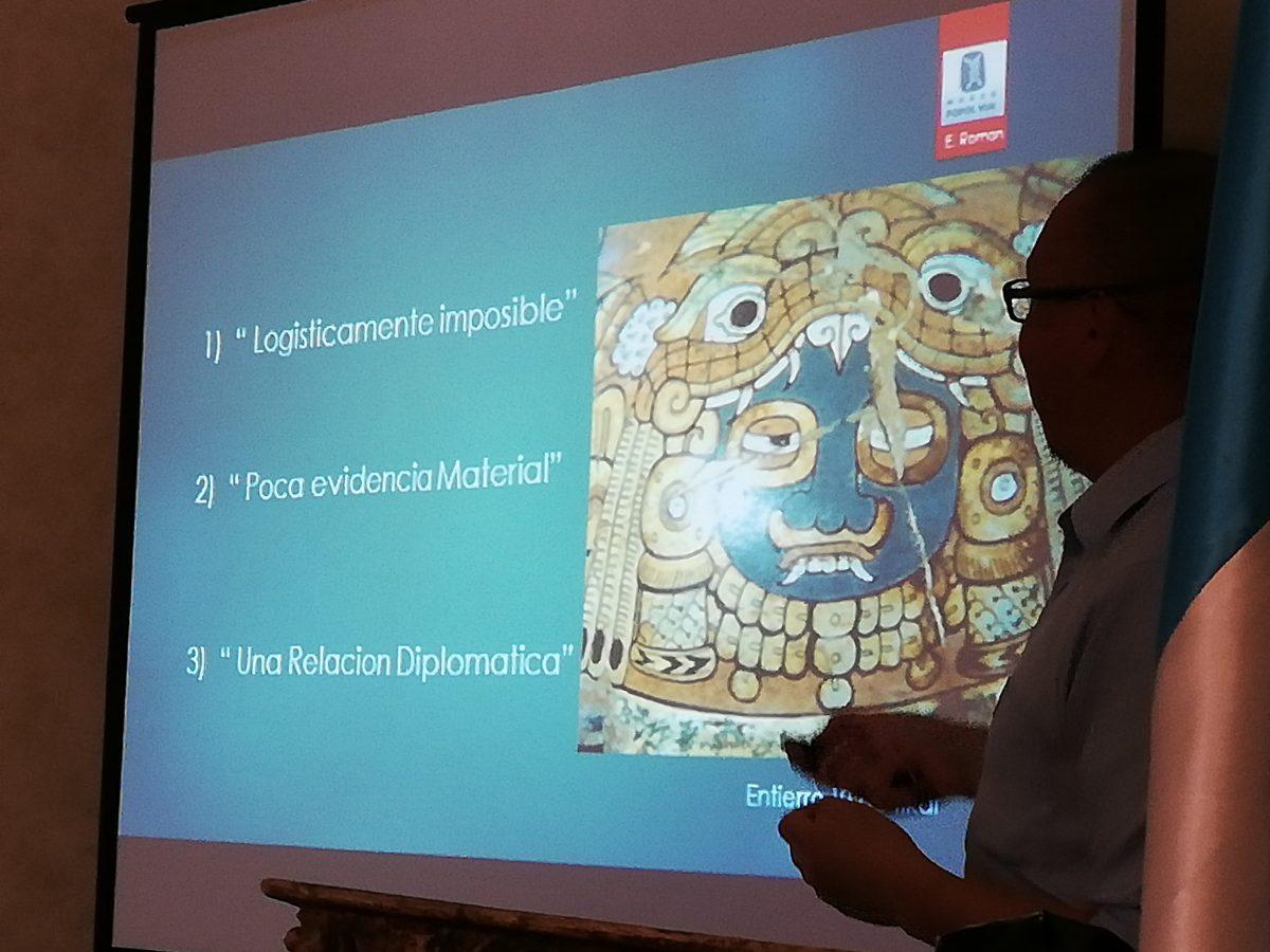 Los nuevos hallazgos arqueológicos mayas que se conocieron en la Convención Mundial de Arqueología Maya