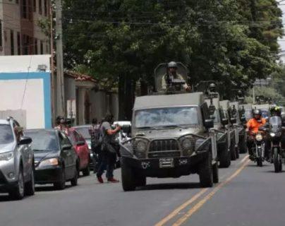 Congresistas de EE. UU. piden al embajador de Guatemala la devolución de los jeep J8