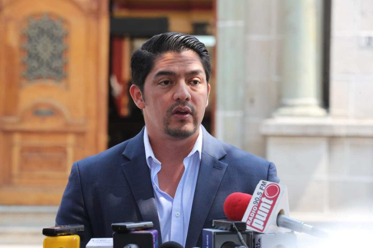 Eggenberger ocultó denuncia por violencia intrafamiliar a Viva y el caso en su contra sigue abierto