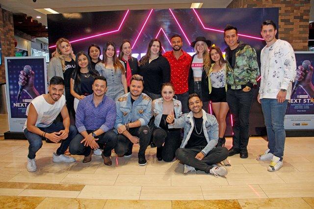 Miraflores promoverá el concurso THE NEXT STAR