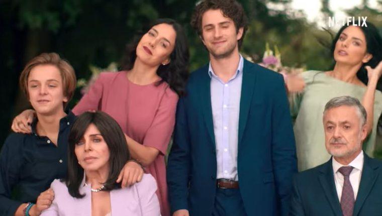La serie que según Parrot Analytics tuvo una audiencia de más de 7 millones de personas en su mes de estreno está grabando su próxima apuesta en la capital de España. (Foto Prensa Libre: Netflix)