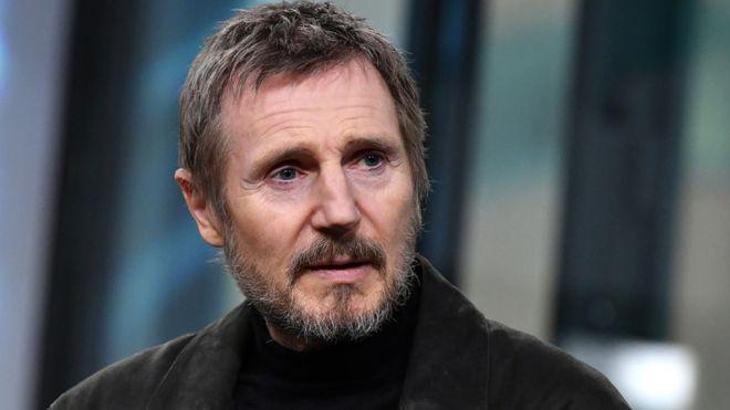 """El actor británico de 66 años Liam Neeson es famoso por películas como """"La lista de Schindler"""" y la saga """"Búsqueda implacable"""" (GETTY IMAGES)"""