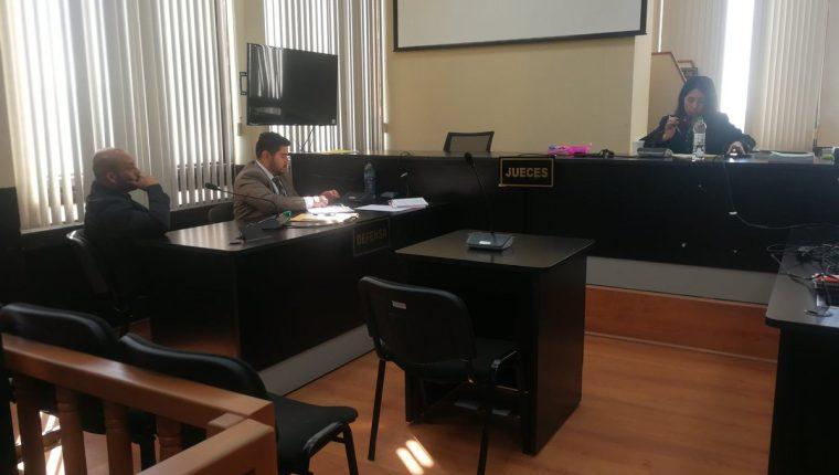 Benjamín González Barrios fue procesado por asociación ilícita y obstaculización a la acción penal. (Foto Prensa Libre: Esbin García)