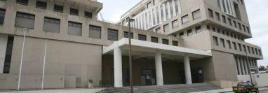 Sede del Ministerio Público, en la zona 1 capitalina. (Foto Prensa Libre: Hemeroteca PL)