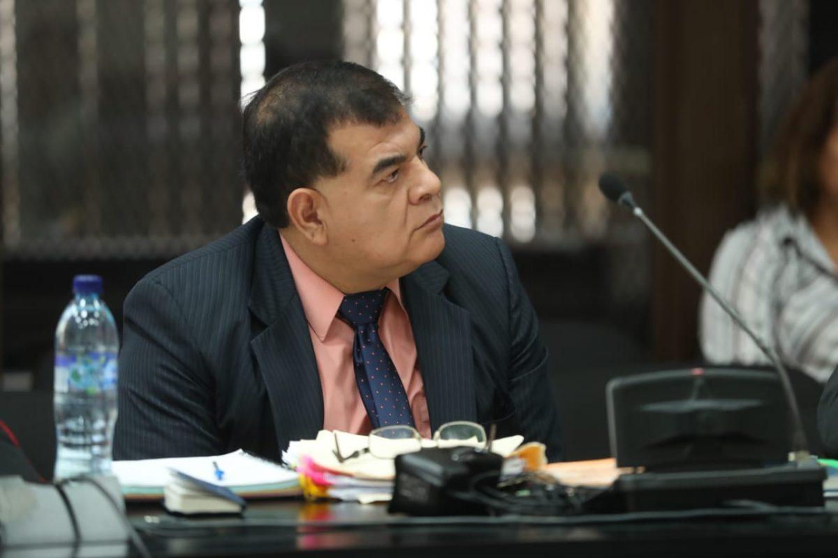 Ronny López recrimina a Miguel Ángel Gálvez que el caso contra Érick Melgar Padilla está estancado