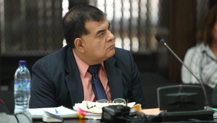 Ronny López, exfiscal, recriminó al juez el retraso en la indagatoria al general Érick Melgar Padilla. (Foto Prensa Libre: Hemeroteca PL)