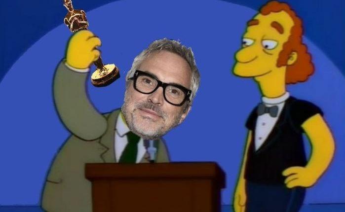 Los usuarios de internet usaron su ingenio para demostrar su opinión sobre los Óscar. (Foto Prensa Libre: Twitter).