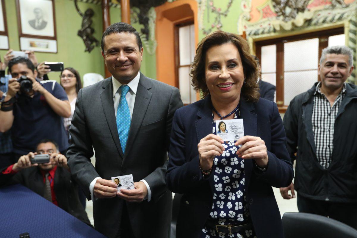 MP pide retiro de inmunidad a Sandra Torres, candidata presidencial de la UNE
