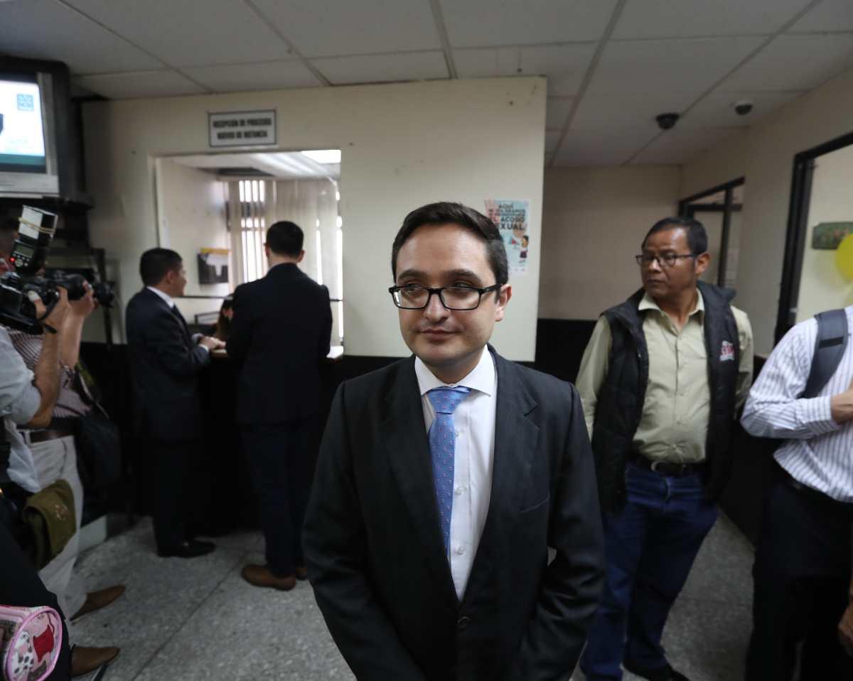 MP: Caso de Sandra Torres contra fiscales no encuadra en violencia contra la mujer