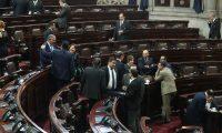 Sesi—n plenaria en el congreso de la repœblica fue suspendida por falta de qu—rum.                                                                                              Fotograf'a Esbin Garcia 06-02- 2019.