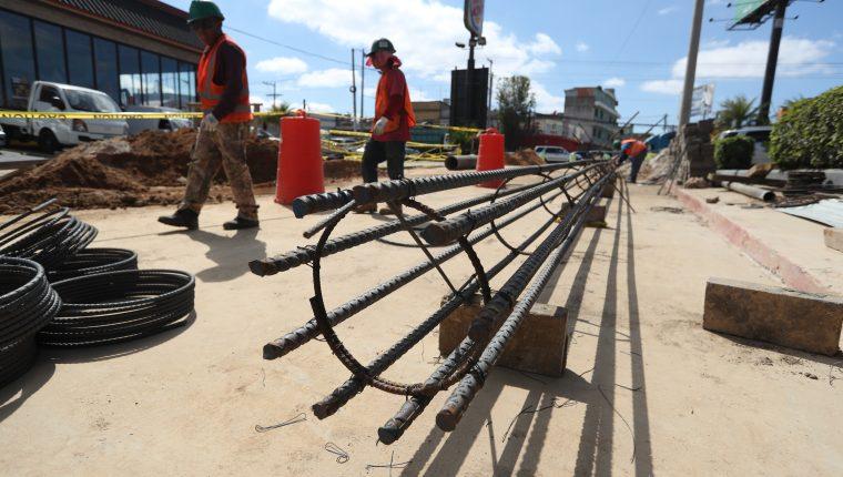 La construcción pública y privada será una de las actividades que dinamizará la economía en el 2020 y el sector tendrá un crecimiento positivo por tercer año consecutivo. (Foto Prensa Libre: Hemeroteca)