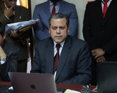 Camilo Gilberto Morales Castro, ahora exdirector del Sistema Penitenciario. (Foto Prensa Libre: Hemeroteca PL)
