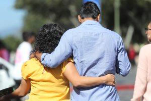 La celebración del Día del Cariño es una de las fechas esperadas por las parejas. (Foto Prensa Libre: Érick Ávila)