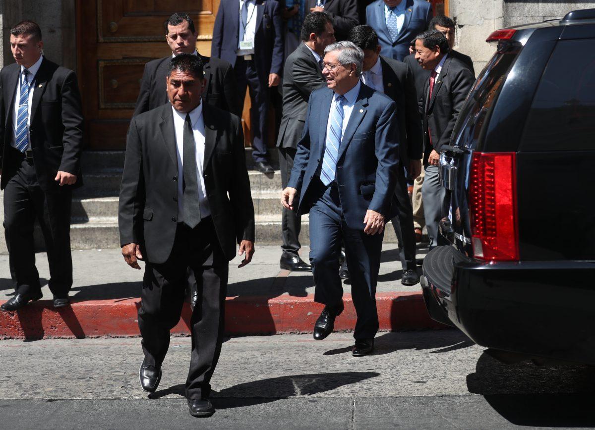 Ejecutivo resta importancia al rechazo de EE.UU. a reformas en Ley de Reconciliación