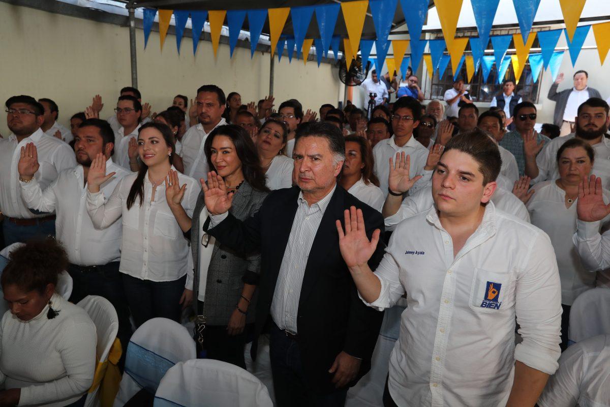 Rechazan inscripción de Alfonso Portillo como candidato a diputado