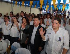 Alfonso Portillo no podrá ser candidato. Su exesposa Evelyn Morataya, sí. (Foto Prensa Libre: Hemeroteca PL)