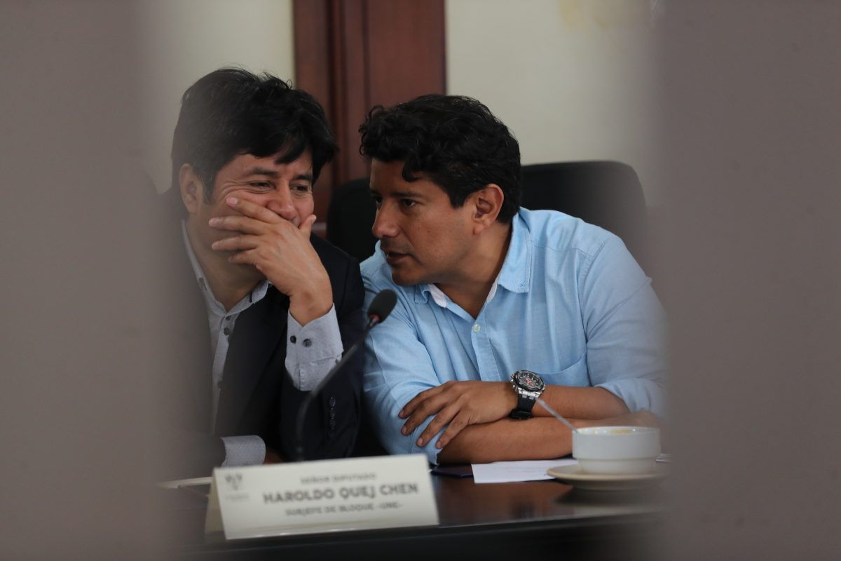 Fiscalía ratifica antejuicio contra diputado Haroldo Quej