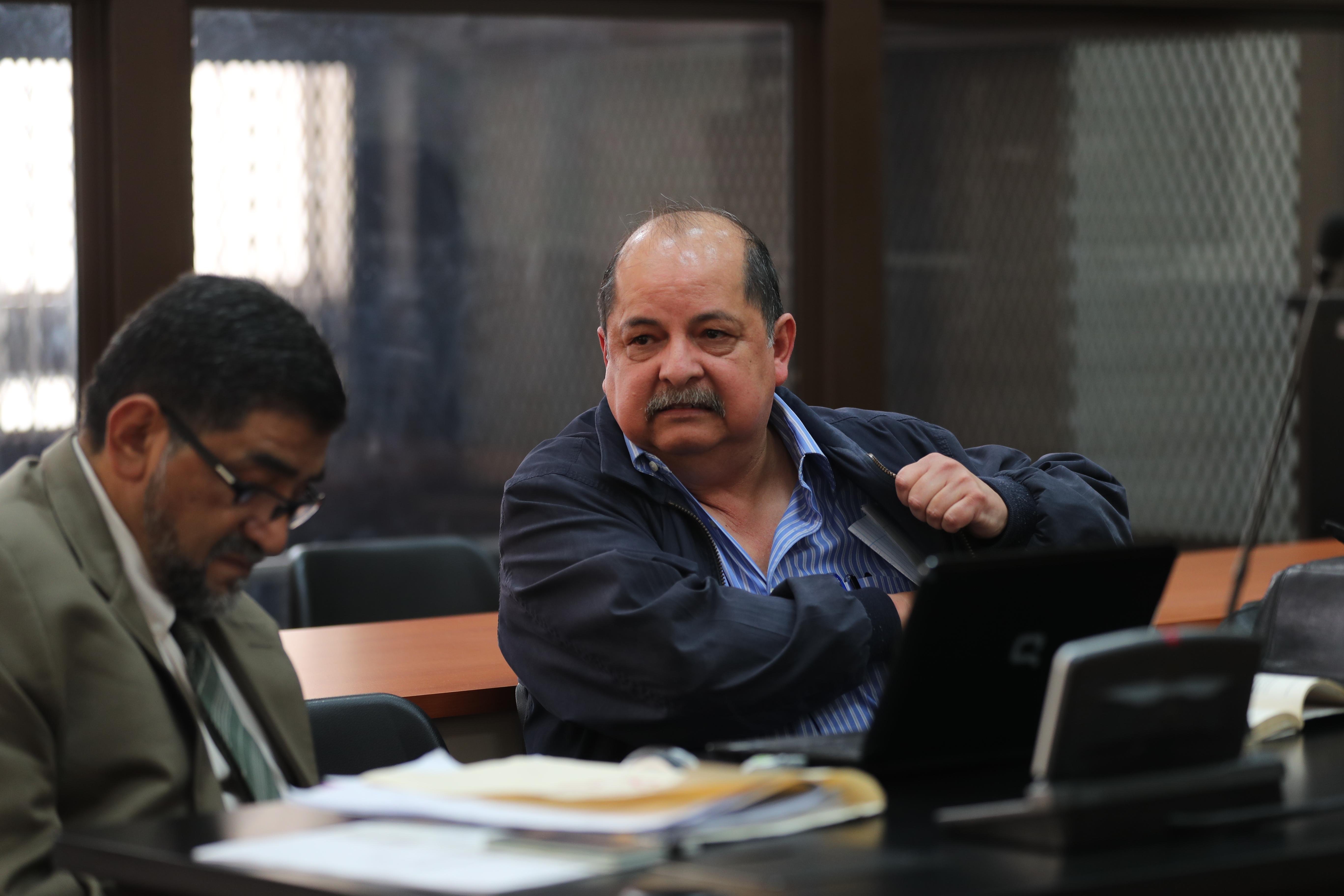 El exdiputado Alfredo RabbŽ comparece en el Juzgado de Mayor Riesgo A, a cargo de Claudette Dom'nguez, para la audiencia de revisi—n de medidas de coerci—n.   Erick Avila.            21/02/2019