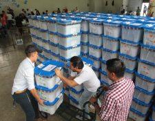 La cercanía de las elecciones generales y la incertidumbre del proceso actual generan incertidumbre sobre los agentes económicos, según la encuesta del Banguat. (Foto Prensa Libre: Heroteca)
