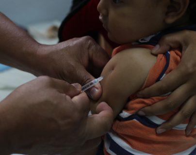 No estar en los niveles adecuados de vacunación contra el sarampión pone en riesgo a los países
