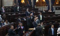 En sesi—n plenaria diputados del congreso aprob— el primer decreto de este a–o el cual es la autorizaci—n para firmar un convenio de prŽstamo con el BIRF.  Fotograf'a. Erick Avila:                     27/02/2019