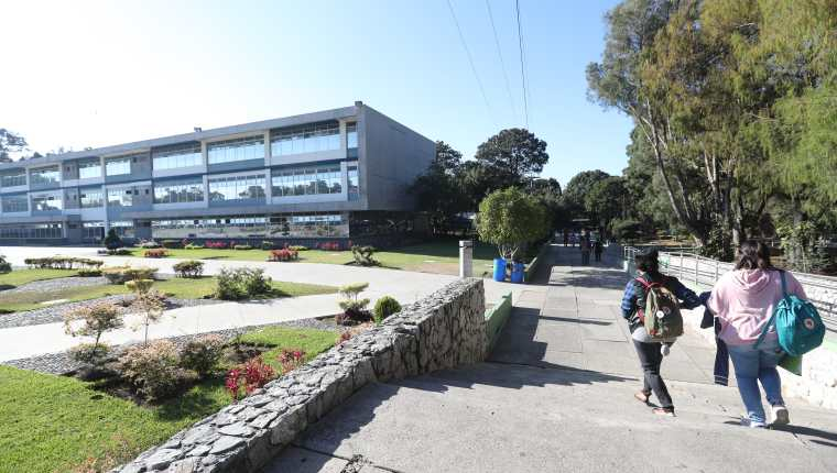 La Universidad de San Carlos incorpora sus  conocimientos científicos en esta alianza SICA-NASA. (Foto Prensa Libre: Hemeroteca PL)