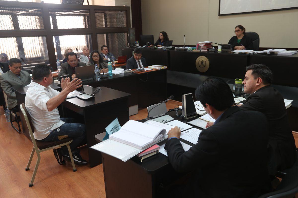 Jueza ordena investigar denuncia del Taquero sobre expareja de Byron Lima