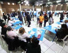 Abogados están listos para integrar postuladoras a Corte Suprema de Justicia y Cortes de Apelaciones. (Foto Prensa Libre: Hemeroteca PL)