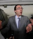 Felipe Alejos, diputado de Todos y miembro de la junta directiva del Congreso. (Foto Prensa Libre: Hemeroteca PL)