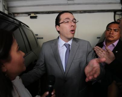 Revés para Felipe Alejos: CSJ debe conocer de nuevo el expediente de retiro de inmunidad