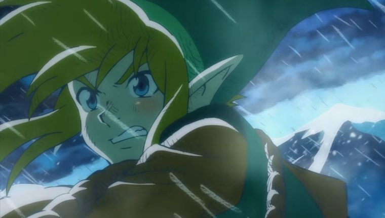 Un relanzamiento de Zelda  es una de las principales novedades que se dieron a conocer en el Nintendo Direct. (Foto Prensa Libre: YouTube)