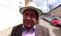 Pedro Raymundo Cobo, alcalde de Nebaj, a quien el MP pidió el retiro de la inmunidad, (Foto: Prensa Libre: Héctor Cordero).
