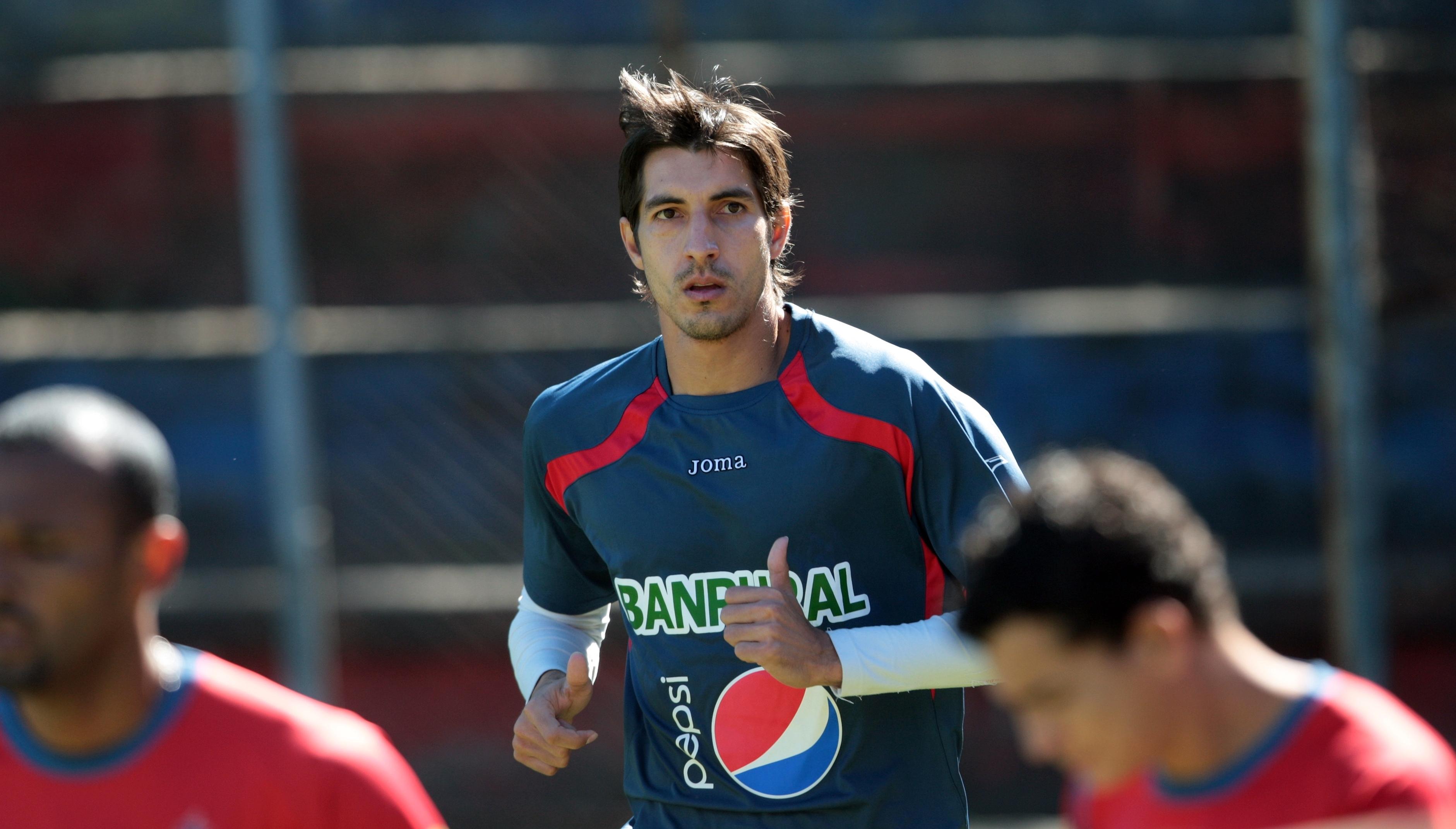 El portero panameño Jaime Penedo anunció su retiro del futbol profesional. (Foto Prensa Libre: Hemeroteca PL)