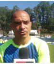 Janderson Pereira confía en que los cobaneros superen a San Pedro en al serie final del Torneo de Copa. (Foto Prensa Libre).