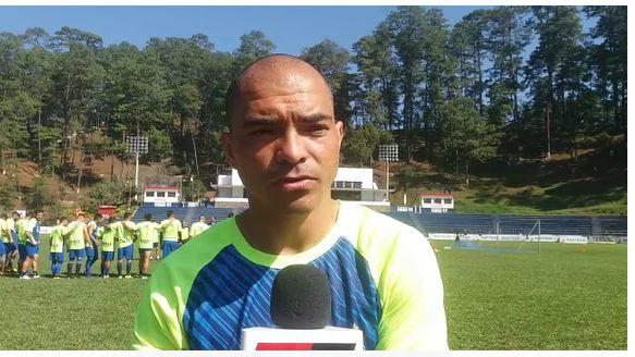 """Janderson Pereira: """"Queremos que la Copa se quede en acá en Cobán"""""""
