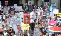 La ciudadanía tiene un panorama electoral en incertidumbre por la investigación del Ministerio Público  a 10 partidos políticos que postularán candidatos a cargos de elección popular. (Foto Prensa Libre: Hemeroteca PL)