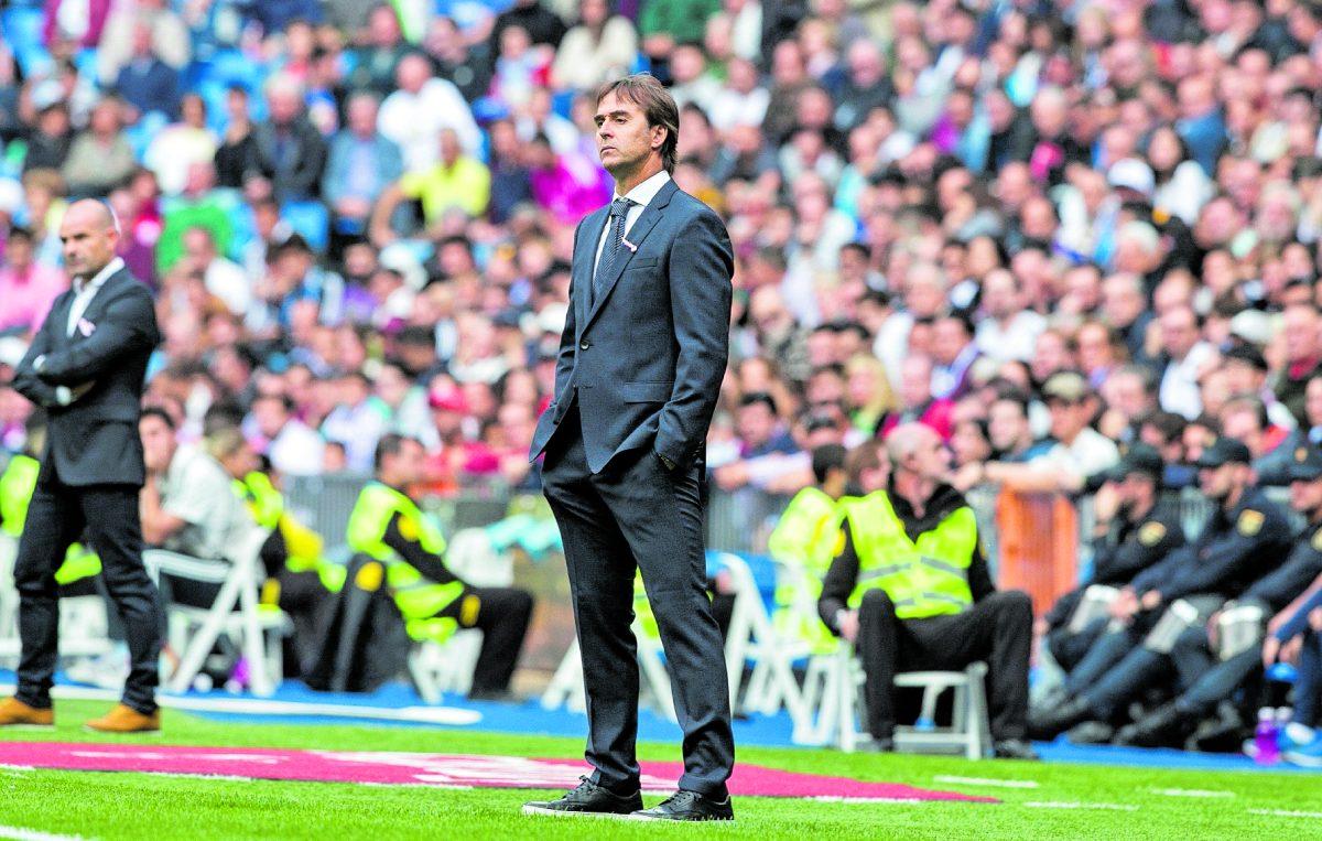 Lopetegui relata lo duro que fue ser despedido de la selección española