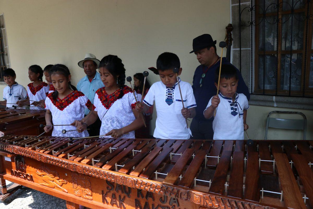 Celebran primer festival Renacer de la Nación Maya K´iche´ en homenaje póstumo al poeta Humberto Ak´abal