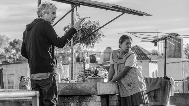 """Algunos críticos consideran """"Roma"""" una """"obra maestra del cine"""" (CARLOS SOMONTE/NETFLIX)"""