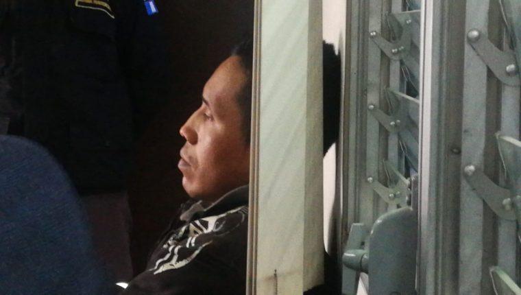 Édgar Danilo Xiloj Rivera fue procesado por asesinato en grado de tentativa. (Foto Prensa Libre: Érick Ávila)