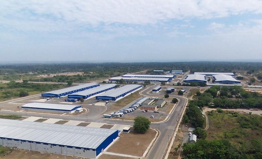 La empresa Sae A de Corea  tiene fábricas en 10 países. (Foto, Prensa Libre: Cortesía Mineco).