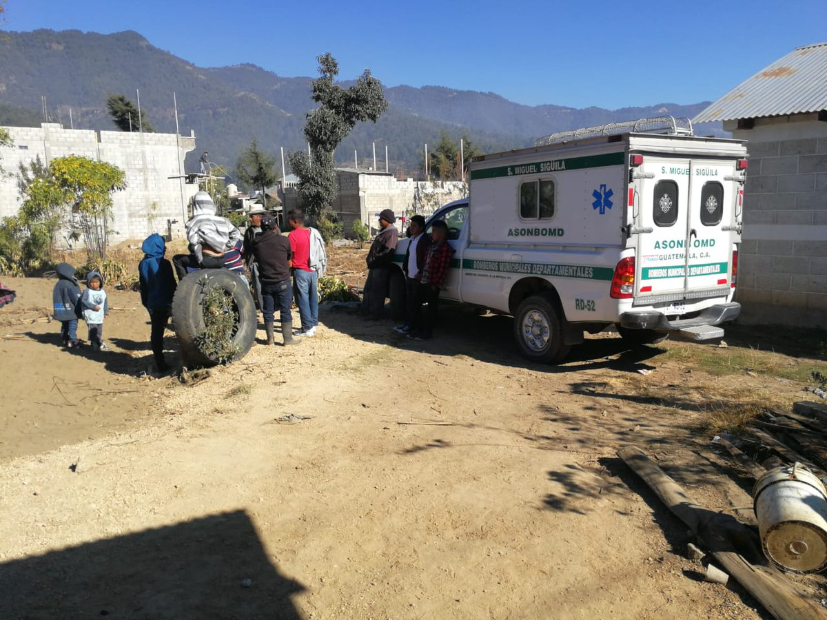 En la aldea Monrovia, San Juan Ostuncalco, Quetzaltenango, un hombre que trabajaba en albañilería fue ultimado a balazos en su vivienda. (Foto Prensa Libre: Cortesía)